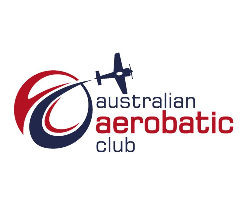 Australian Aerobatic Club logo